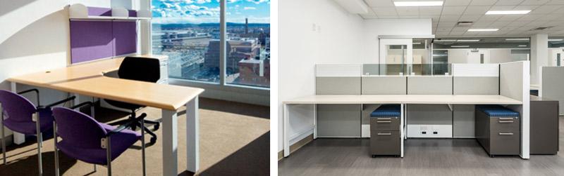 Client Spaces